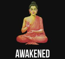 Buddha The Awakened One (White) by KidDexx