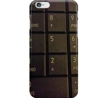 Numbers Phone Case iPhone Case/Skin