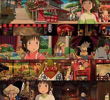 Spirited Away Memories by nvir69