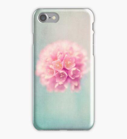 baby pink iPhone Case/Skin