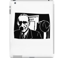 William Burroughs Naked Lunch iPad Case/Skin