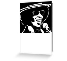 Sly and the Family Stone Greeting Card