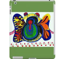 A TRUE BUTTERFLY iPad Case/Skin