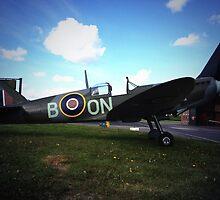 Spitfire  by John Maxwell