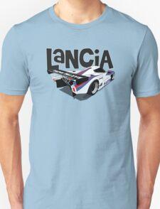 1985 Lancia LC2 Group C Car Unisex T-Shirt