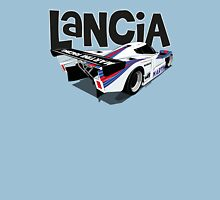 1985 Lancia LC2 Group C Car Unisex T-Shirt