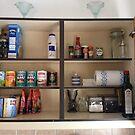 The OCD cupboard by John Maxwell
