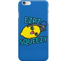 Ezpz Lemon Squeezy v1 iPhone Case/Skin