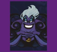Ursula POP [ The Little Mermaid ] tech case T-Shirt