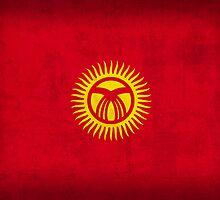 Kyrgyzstan Flag by flaglover