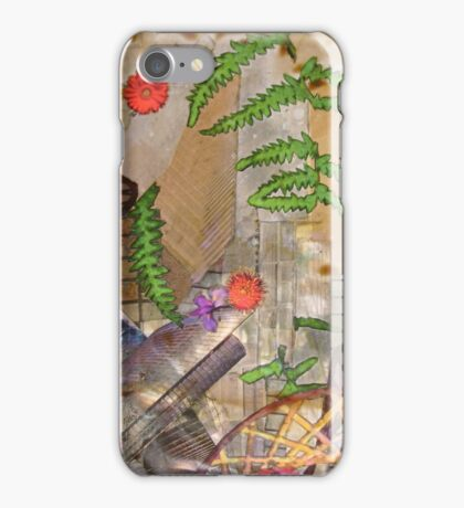 Thou Shalt Not Covet Thy Neighbor's Buddha iPhone Case/Skin