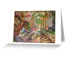 Thou Shalt Not Covet Thy Neighbor's Buddha Greeting Card