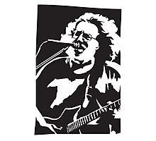 Jerry Garcia The Grateful Dead Photographic Print