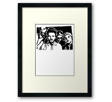 Bad Brains Framed Print
