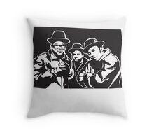 Run DMC Throw Pillow