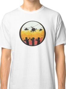 Slings and arrows Classic T-Shirt