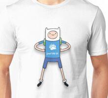 Flinn Growling Unisex T-Shirt
