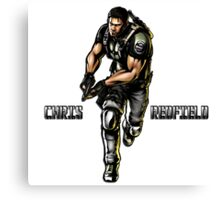 Chris RedField Canvas Print