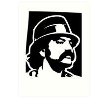 Cheech Marin Cheech and Chong Art Print