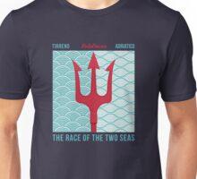 Tirreno-Adriatico Trident Tee Unisex T-Shirt