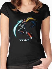 Zero- Maverick Hunter Women's Fitted Scoop T-Shirt