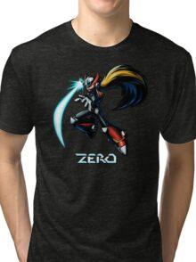Zero- Maverick Hunter Tri-blend T-Shirt