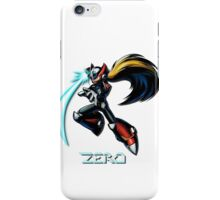 Zero- Maverick Hunter iPhone Case/Skin