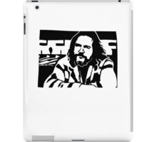 The Dude Big Lebowski iPad Case/Skin