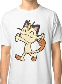 Meowth so fresh Classic T-Shirt