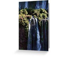 Iguazu Falls, Argentina Greeting Card