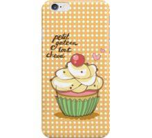 SWEET CUPCAKE ~ Cupcake Tout chaud iPhone Case/Skin