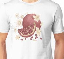 Narcissus and pomegranate Unisex T-Shirt