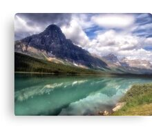 Lake Peyto -Jasper National Park Metal Print