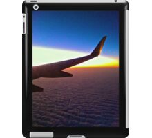 Above the clouds... iPad Case/Skin