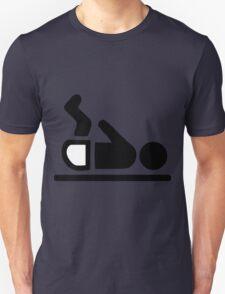 Baby Change Symbol Unisex T-Shirt