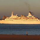 DISCOVERY CRUISE LINER by gothgirl