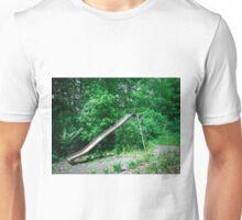 Slipped Slid Away  Unisex T-Shirt