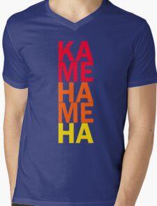 Dragon Ball Z Mens V-Neck T-Shirt