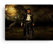 Too Tough To Die Canvas Print