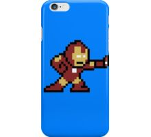 8-Bit Iron Man iPhone Case/Skin