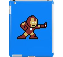 8-Bit Iron Man iPad Case/Skin