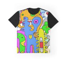 Mad but happy Graphic T-Shirt