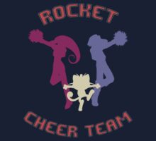 Rocket Cheer Team by Daniel Szabo
