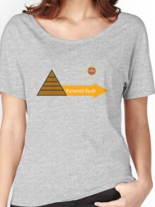 Pyramid Rush Women's Relaxed Fit T-Shirt