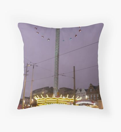 Fair Throw Pillow