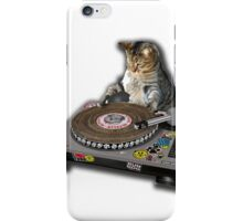 Dj Kat iPhone Case/Skin