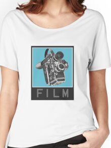 FILM Women's Relaxed Fit T-Shirt