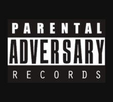 Parental Adversary Hoodie by PARecords