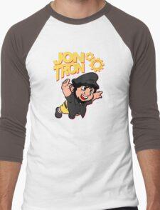 JonTron  Men's Baseball ¾ T-Shirt