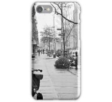 Bridge at Central Park iPhone Case/Skin